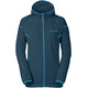 VAUDE Smaland II Hoody Jacket Women dark petrol uni